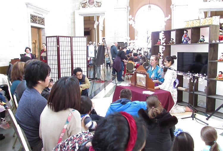 日本昔話:花咲か爺さん、かぐや姫の二話